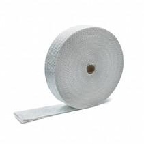 White 5cm x 30m x 1.5mm Exhaust Wrap