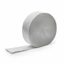 Wit 5cm x 15m x 1.5mm  Uitlaatband MED gecertificeerd