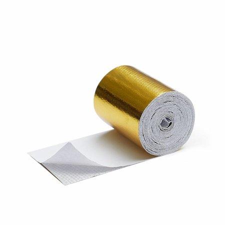 Heat Shieldings Hitzebeständige Band Gold