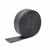 Zwart 5cm x 30m Uitlaatband