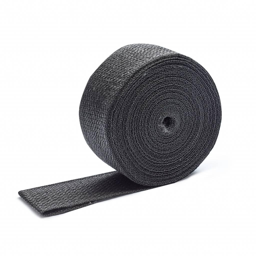 "Heat Shieldings Exhaust Wrap Graphite Black 2"" x 30ft"