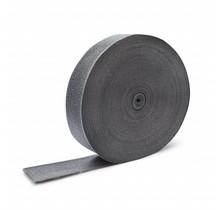 Grijs 5cm x 30m uitlaat tape tot 600 °C