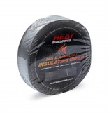 Heat Shieldings Antraciet Grijs 5cm x 30m Uitlaatband tot 600 °C