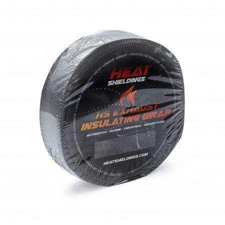 Heat Shieldings Grey Heat Wrap 5cm x 30m