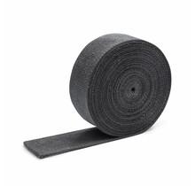 Thermoband 5cm x 15m Grau bis 600 °C
