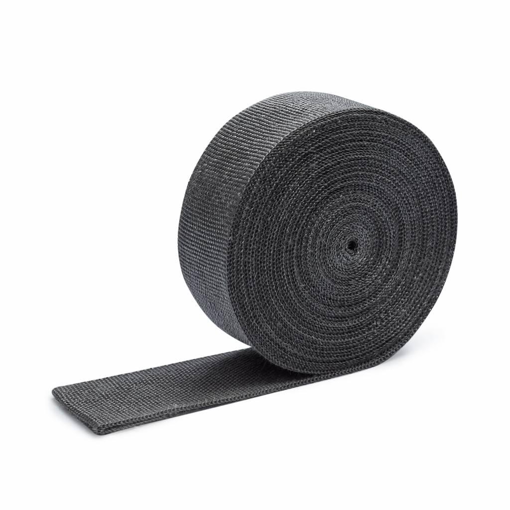 Heat Shieldings Antraciet Grijs 5cm x 15m Uitlaatband tot 600 °C