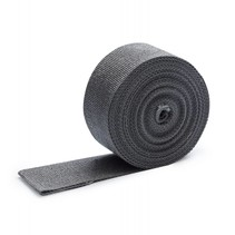 Grey Exhaust Wrap 5cm x 10m