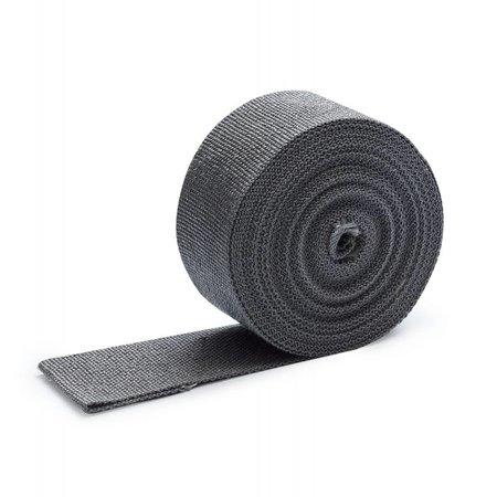 Heat Shieldings Antraciet Grijs 5cm x 10m Uitlaatband tot 600 °C