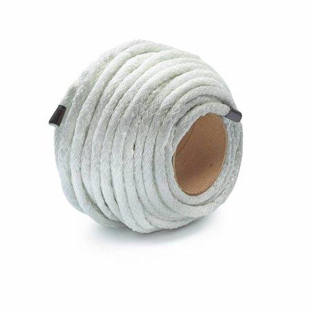 Heat Shieldings Glasvezel isolatiekoord hittebestendig tot 550 °C