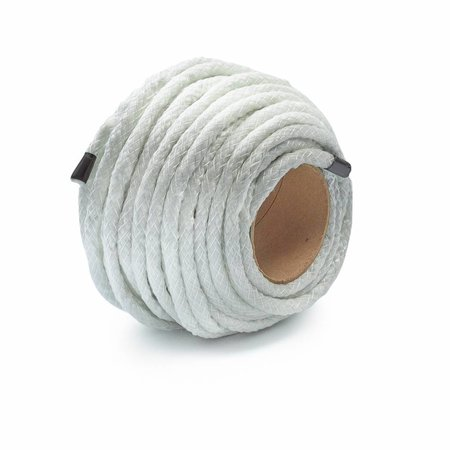 Heat Shieldings Isolatiekoord hittebestendig glasvezel tot 550 °C