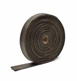Heat Shieldings Titanium basaltvezel Uitlaatband 3cm x 30m tot 800 °C