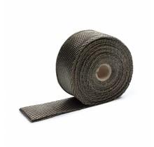 Titanium basaltvezel uitlaatband 5cm x 10m tot 800 °C