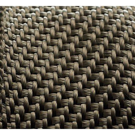 Heat Shieldings Titanium basaltvezel uitlaatband 5cm x 10m tot 800 °C