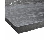 Geluids en warmtewerende mat 20 en 30mm  Polyethyleen schuim  - zelfklevend