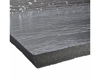 "Sound and heat resistant sheet 20mm thick 95cm x 95cm (37.5"" x 37.5"")"