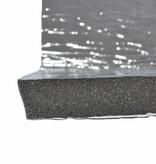 Heat Shieldings Geluids en warmtewerende mat 20mm Polyethyleen schuim  - zelfklevend
