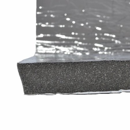 Heat Shieldings 0.9m2 | 20mm | Polyethylenschaum Schall- und hitzebeständige - selbstklebend