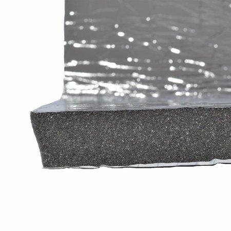 Heat Shieldings Schall- und hitzebeständige Matte 20/30mm Polyethylenschaum - selbstklebend