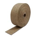 Thermo-Tec Hitteband   Uitlaatband   Isolatieband   Uitlaat tape   Uitlaat isolatie naturel 5cm x 15m Thermo-Tec