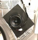 Absor-B 1m2   10mm   Anti Dröhn Schaumstoff - Selbsklebend