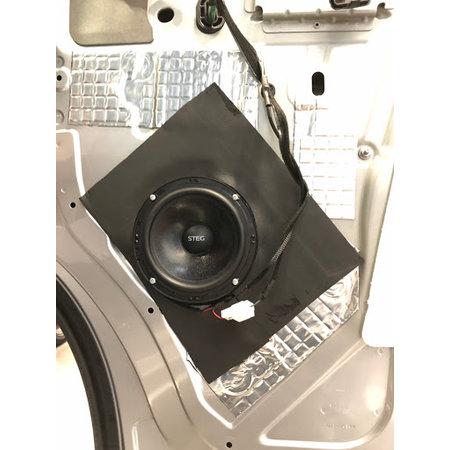 Absor-B 1.25m2 | 10mm | Anti Dröhn Schaumstoff - Selbsklebend