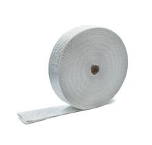 Wit glasvezel uitlaatband | MED 5cm x 50m x 3mm tot 600 °C  | MED / IMO gecertificeerd