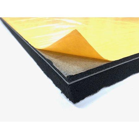 Heat Shieldings SOLID Geluid- en brandwerende plaat