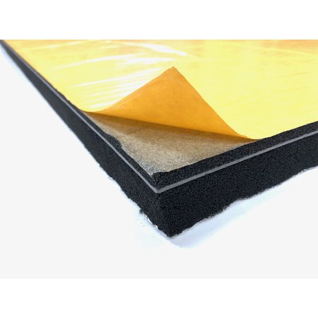 Heat Shieldings SOLID Sound and fire-resistant plate