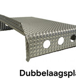 Heat Shieldings Heat-resistant and sound-absorbing aluminum plate