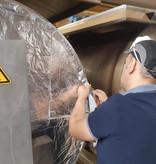 Heat Shieldings Heat Barrier Fiberglass with aluminum foil