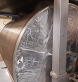 Heat Shieldings Hitzeschutz Fiberglas Aluminium