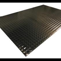 1.12 m²  | 4mm schwarz | Absor-B | Butyl Dämmmatten Schalldämmmatten