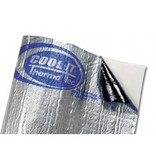 Heat Shieldings 1.38m2 |Suppressor geluids en hitte werende mat - zelfklevend 91  x152cm