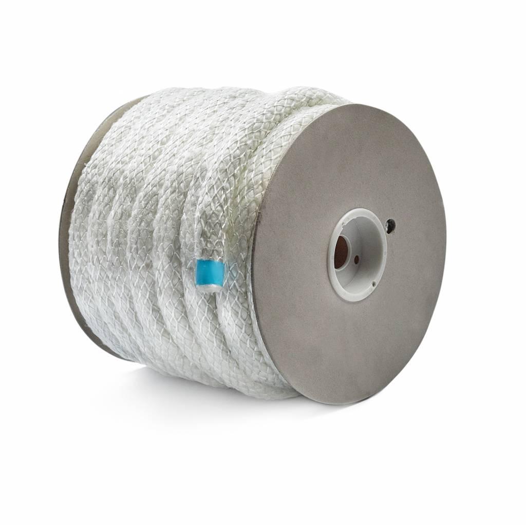 Heat Shieldings 20mm x 30m Glasvezel isolatiekoord hittebestendig tot 550 °C