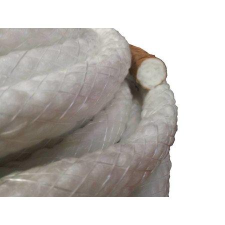 Heat Shieldings 15mm x 30m E-glass isolation rope 550 °C -