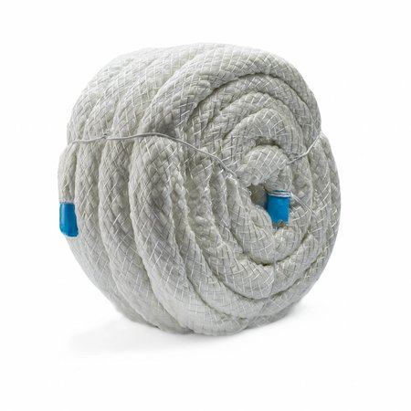 Heat Shieldings 40mm x 30m E-glass isolation rope 550 °C