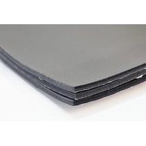 0,3 m² | 6 mm | Geluiddempend polyethyleen schuim - zelfklevend