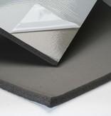 Absor-B 2 m² | 6 mm |  Anti Dröhn Schaumstoff  - Selbstklebend