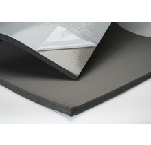 2 m²   6 mm   Noise and thermal isolation sheet - Adhesive