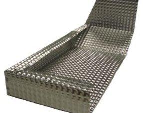 Heat resistant shields