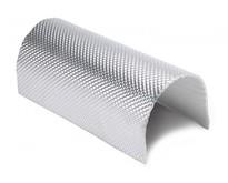 0.65 m²   5mm   ARMOR Hittewerende mat glasvezel met stevige aluminium laag