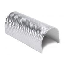 0,65 m² | 5mm | ARMOR Hitzebeständige Glasfasermatte mit Aluminiumschicht