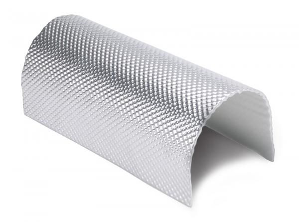 Heat Shieldings 0.65 m²   5mm   ARMOR Heat resistant mat fiberglass with solid aluminum layer