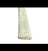 Heat Shieldings 20mm x 2.5mm x 50m Hittebestendige afdichting  met zelfklevende laag  - Kachelkoord plat