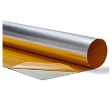 60 x 32 cm | 0,3mm | Hitte reflecterende folie aluminium 400 °C