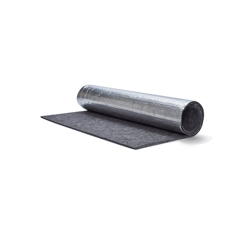 Heat Shieldings 2.2 m2 | 6mm | Felt Heat-resistant mat sound-absorbing