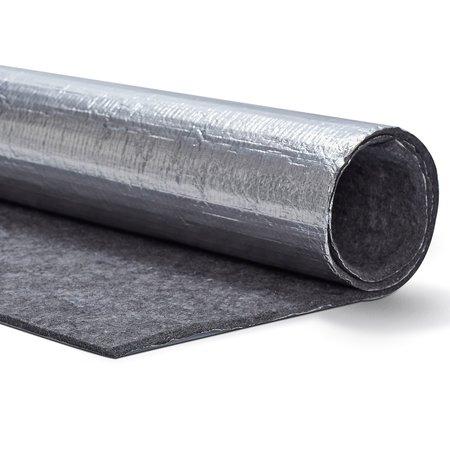 Heat Shieldings 0,75 m² | 6 mm | Filz Wärme- und Schallschutzmatte