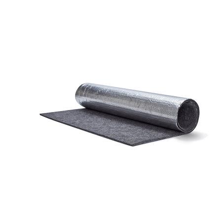 Heat Shieldings 0.75 m2 | 6mm | Felt Heat-resistant mat sound-absorbing