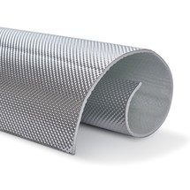 0.32 m² | 5 mm | ARMOR self-adhesive | Heat resistant mat fiberglass with a strong aluminum layer