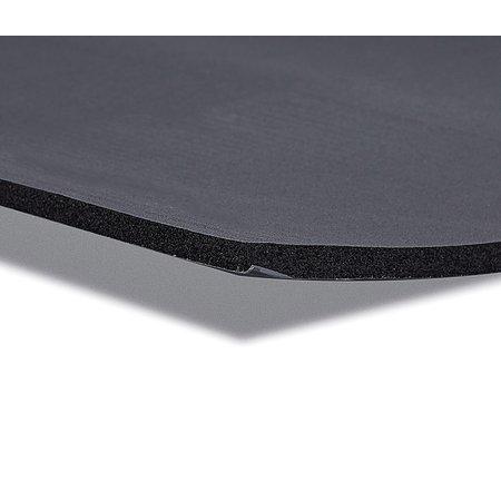 Absor-B 1.25m2 | 10mm | Geluiddempend polyethyleen schuim - zelfklevend